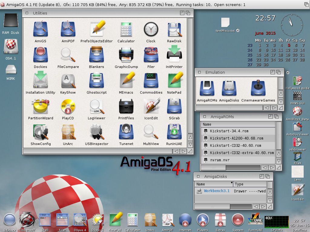 AmigaOS 4.1 FE-Update 8-Workbench-AOS4.1u8