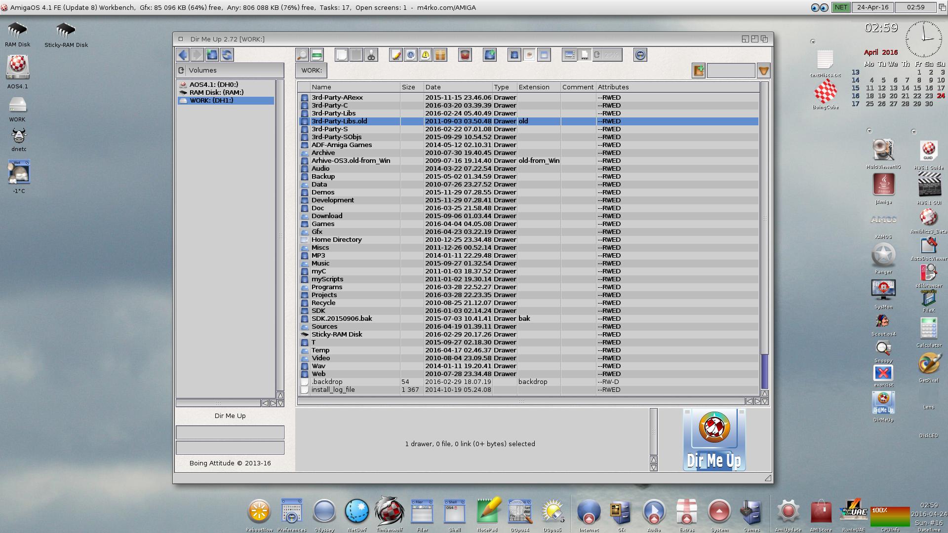 AmigaOS screenshots - Page 4 - m4rko com/AMIGA
