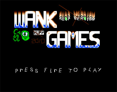 Amiga Game - Wank_Games by Candle - free download